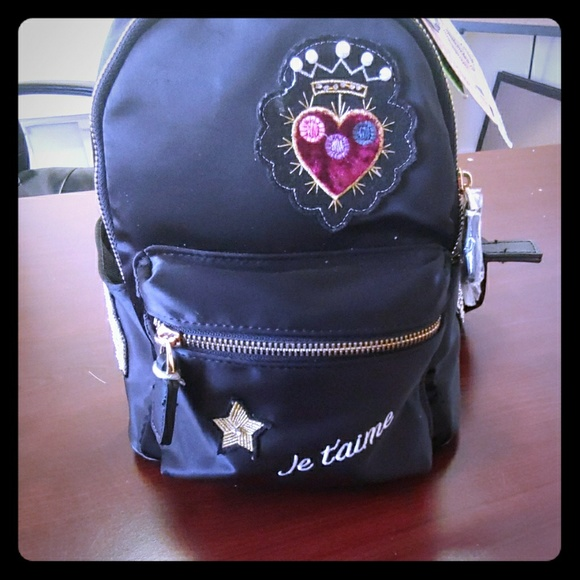 je taime Handbags - Mini book bag